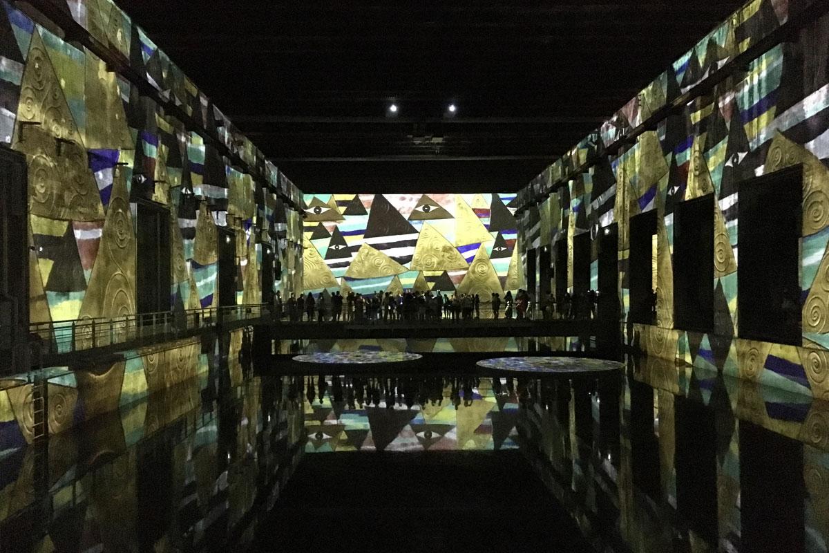 Actualités de la chambre d'hôtes - Les bassins de lumières à Bordeaux