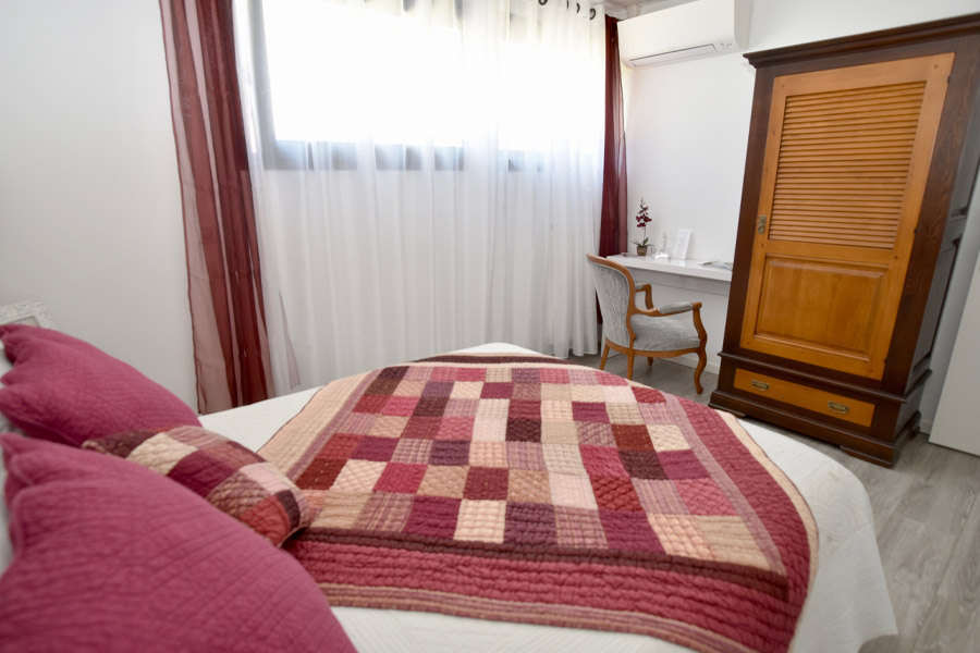 Chambres d'Hôtes à Bordeaux - Chambre Garance