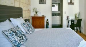 Chambres d'Hôtes à Bordeaux - Room Perle