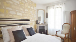 Chambres d'Hôtes à Bordeaux - Room Sable