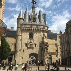 Chambres d'Hôtes à Bordeaux - La porte Cailhau